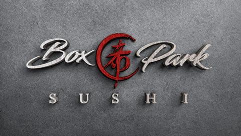 Box Park Sushi Icon