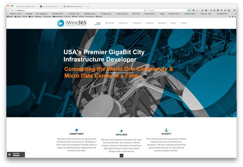 iwire365 brand website